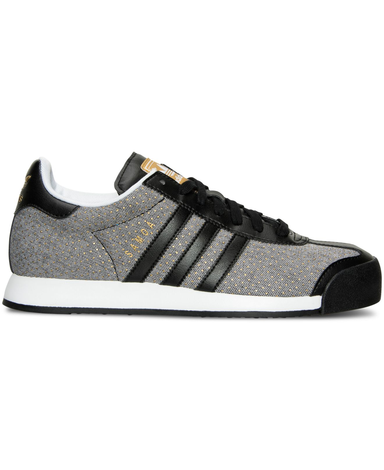 more photos 1b693 c89bd adidas Originals Women s Samoa Casual Sneakers From Finish Line in ...