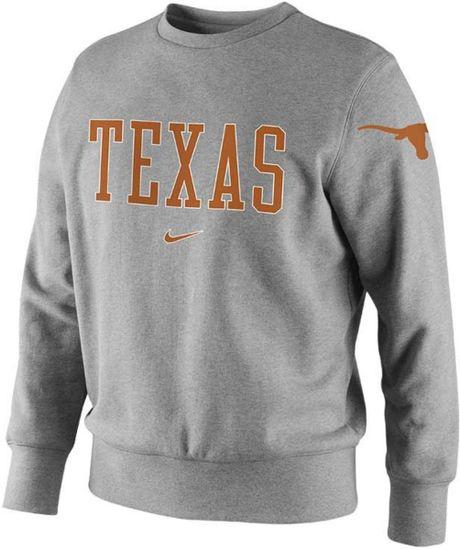 texas longhorns mens sweatshirts
