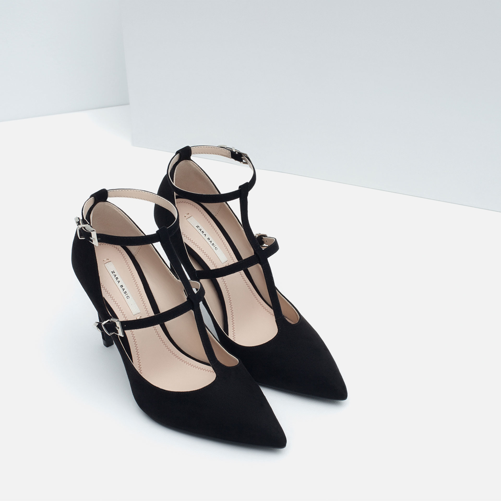 Heel Shoes  High Heel Shoes Zara