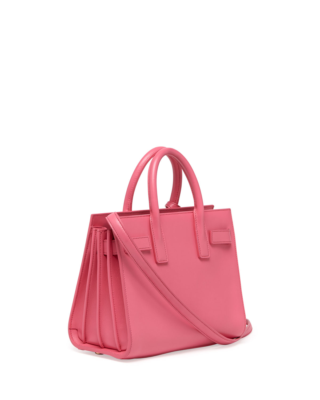 Mini Pink Laurent De Jour In Saint Crossbody Bag Lyst Sac g6X8na