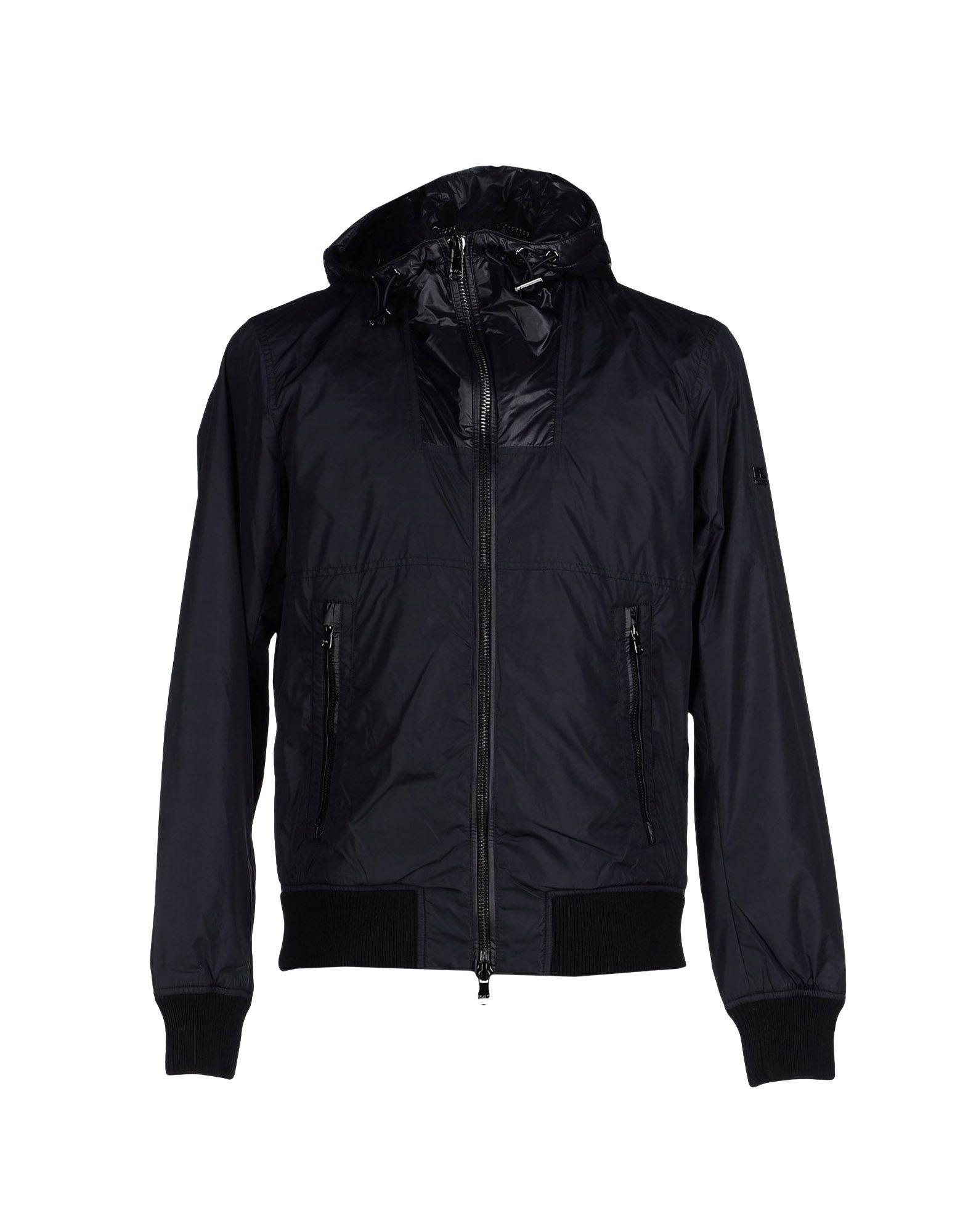 Lyst Michael Kors Jacket In Black For Men