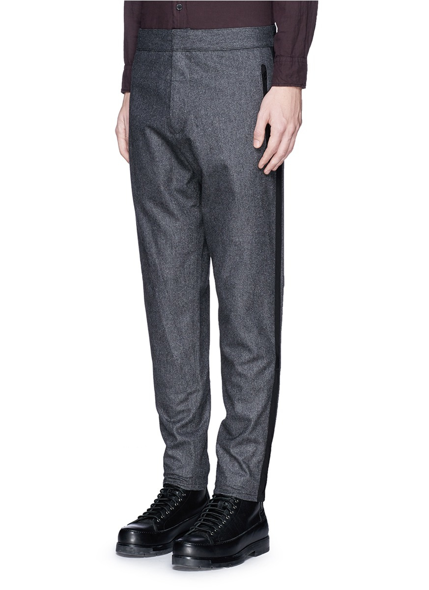 Cheap Browse Discount From China rag & bone Stripe Track Pants JFQV5kN