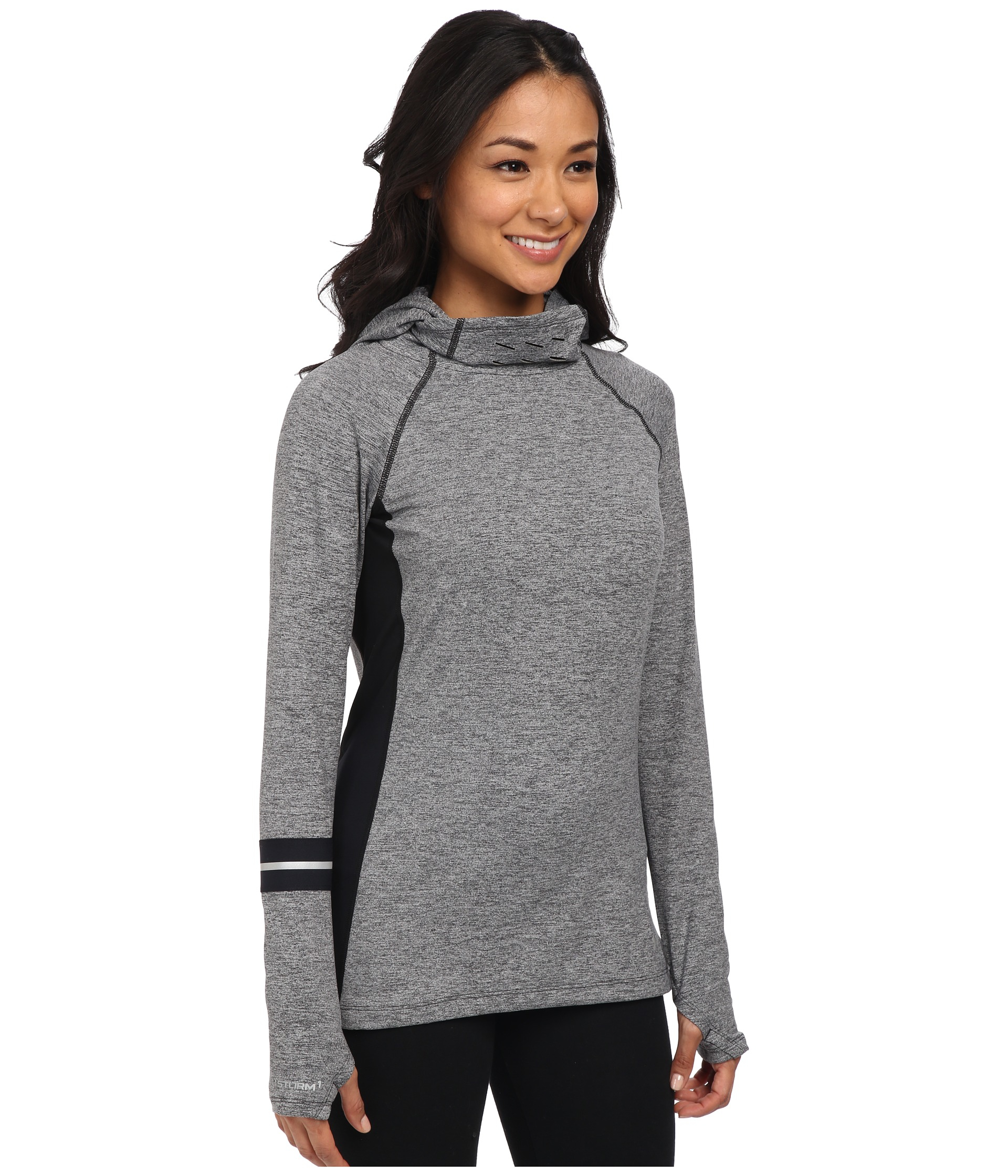 a54c76f9b4d3 Lyst - Under Armour Ua Storm Layered Up Hoodie in Black