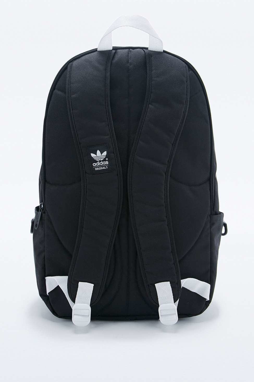 adidas Essential Black And White Backpack in Black for Men - Lyst 3ac3285264812