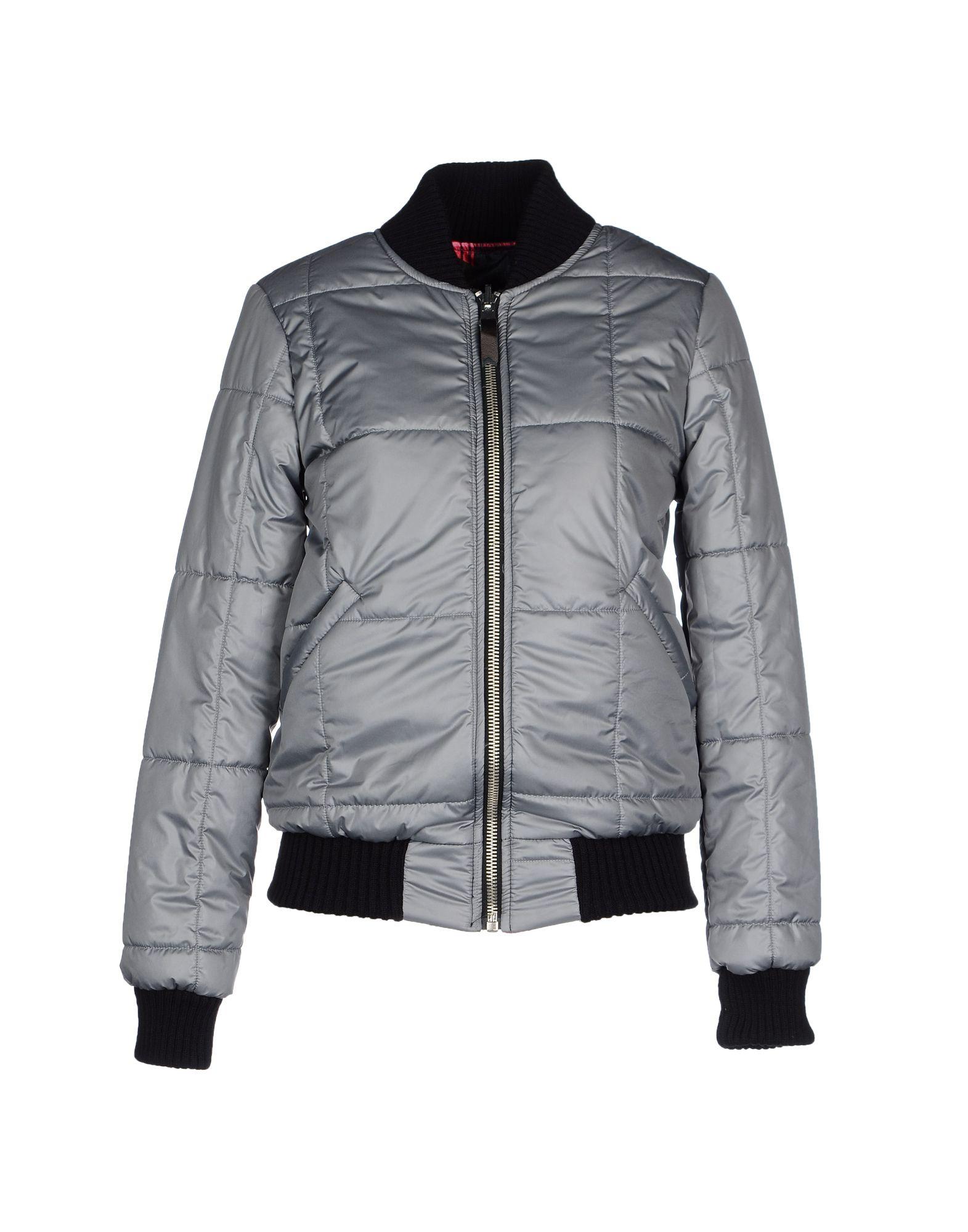 Fifteen U0026 Half Jacket In Gray For Men | Lyst
