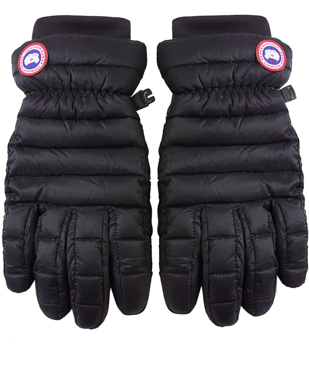 Mens down gloves - Gallery