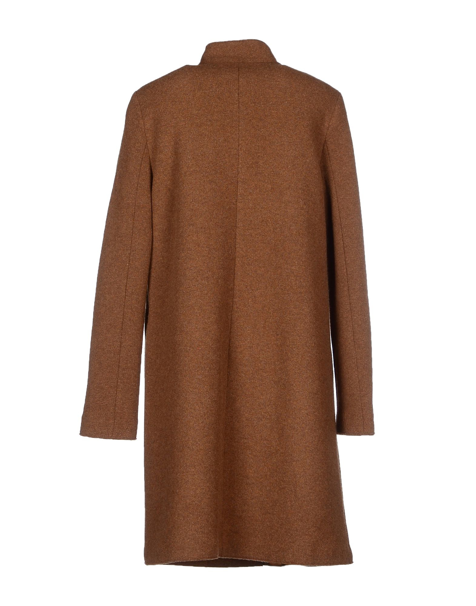 Barena Coat in Brown