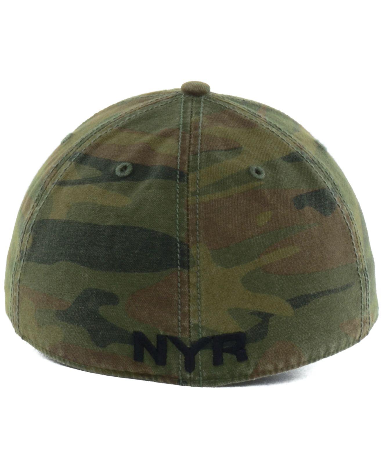 classic fit 14136 66ef0 switzerland lyst 47 brand new york rangers movement cap in green for men  90012 4871c