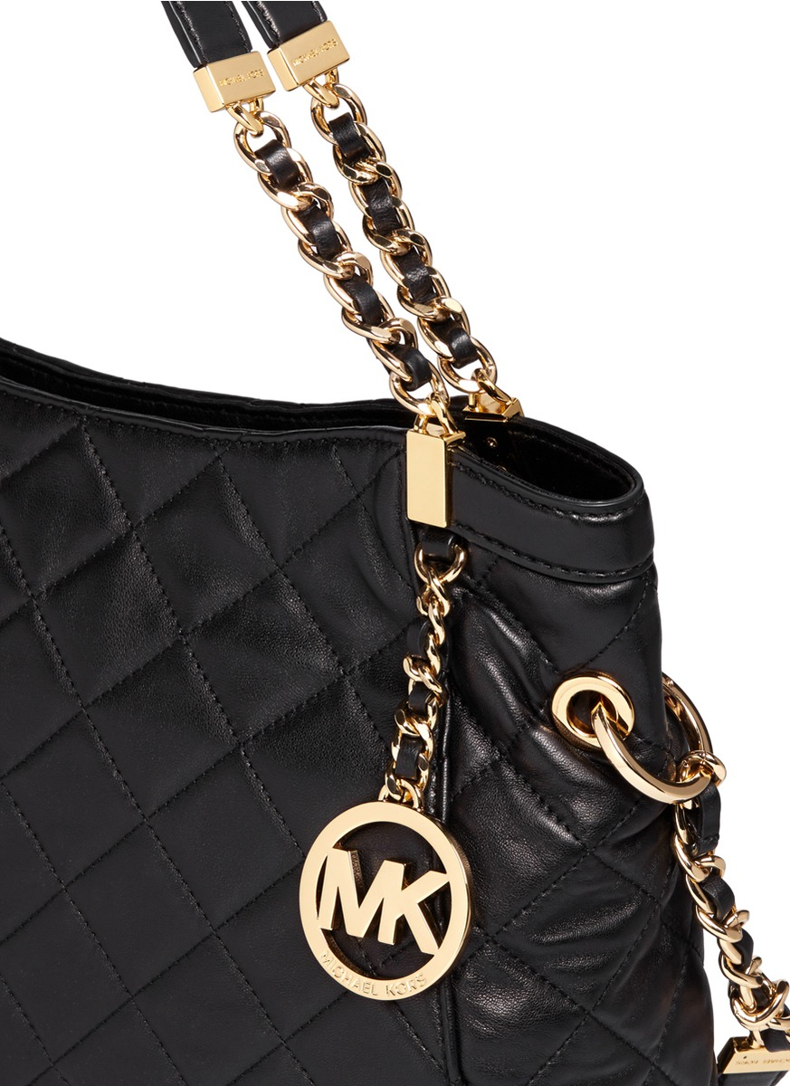 755aa8dfb1c7 Gallery. Previously sold at: Lane Crawford · Women's Michael By Michael  Kors Susannah Women's Michael Kors Charm Women's Michael Kors Quilted Bag  ...