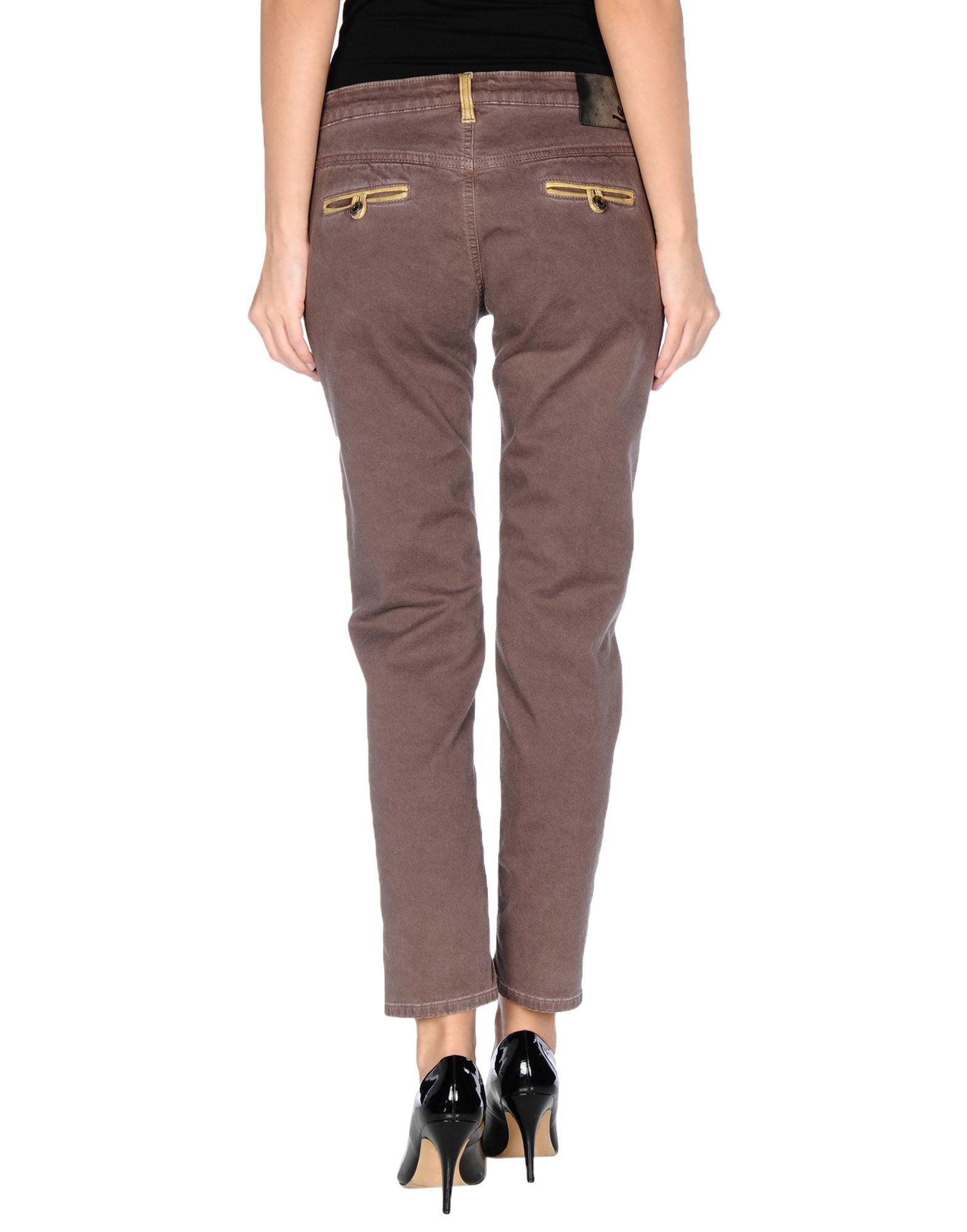 Light Brown Jeans Womens