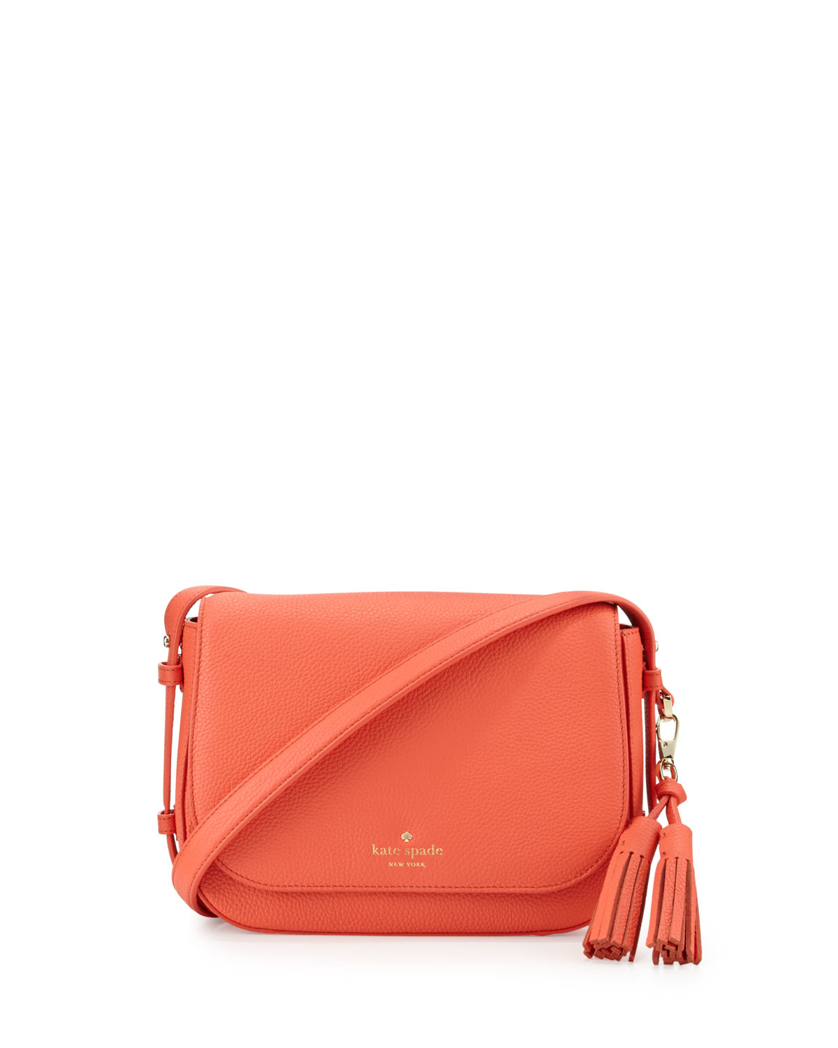 e6c964b36 Kate Spade Orchard Street Penelope Crossbody Bag in Red - Lyst