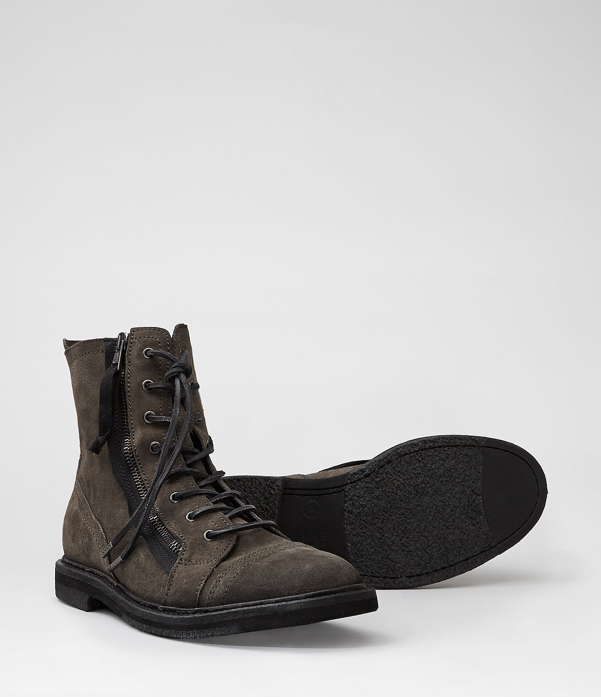 b1176d05b56 AllSaints Rutledge Boot in Green for Men - Lyst