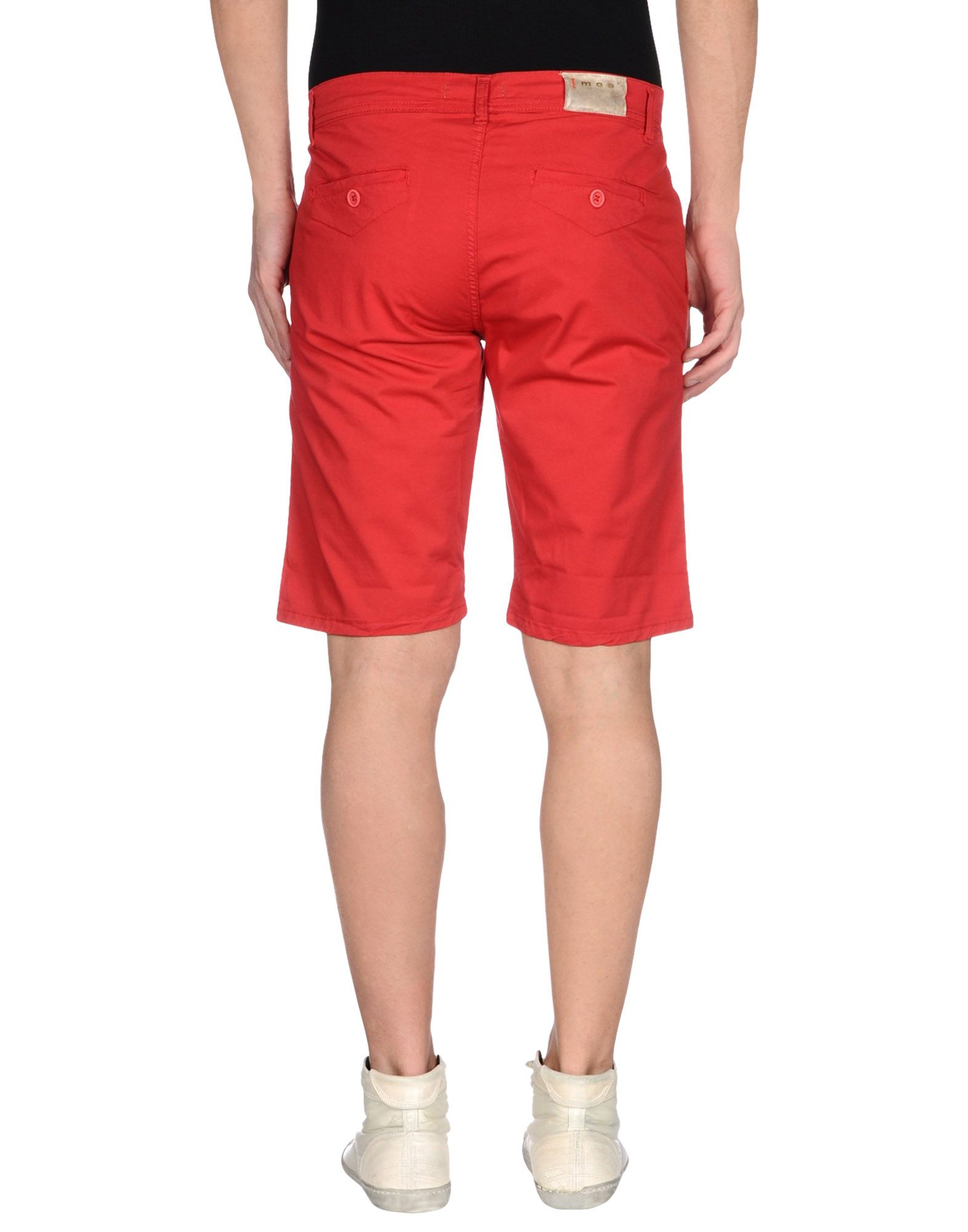 TROUSERS - Bermuda shorts Moa Cashmere Technology y80rXa8e