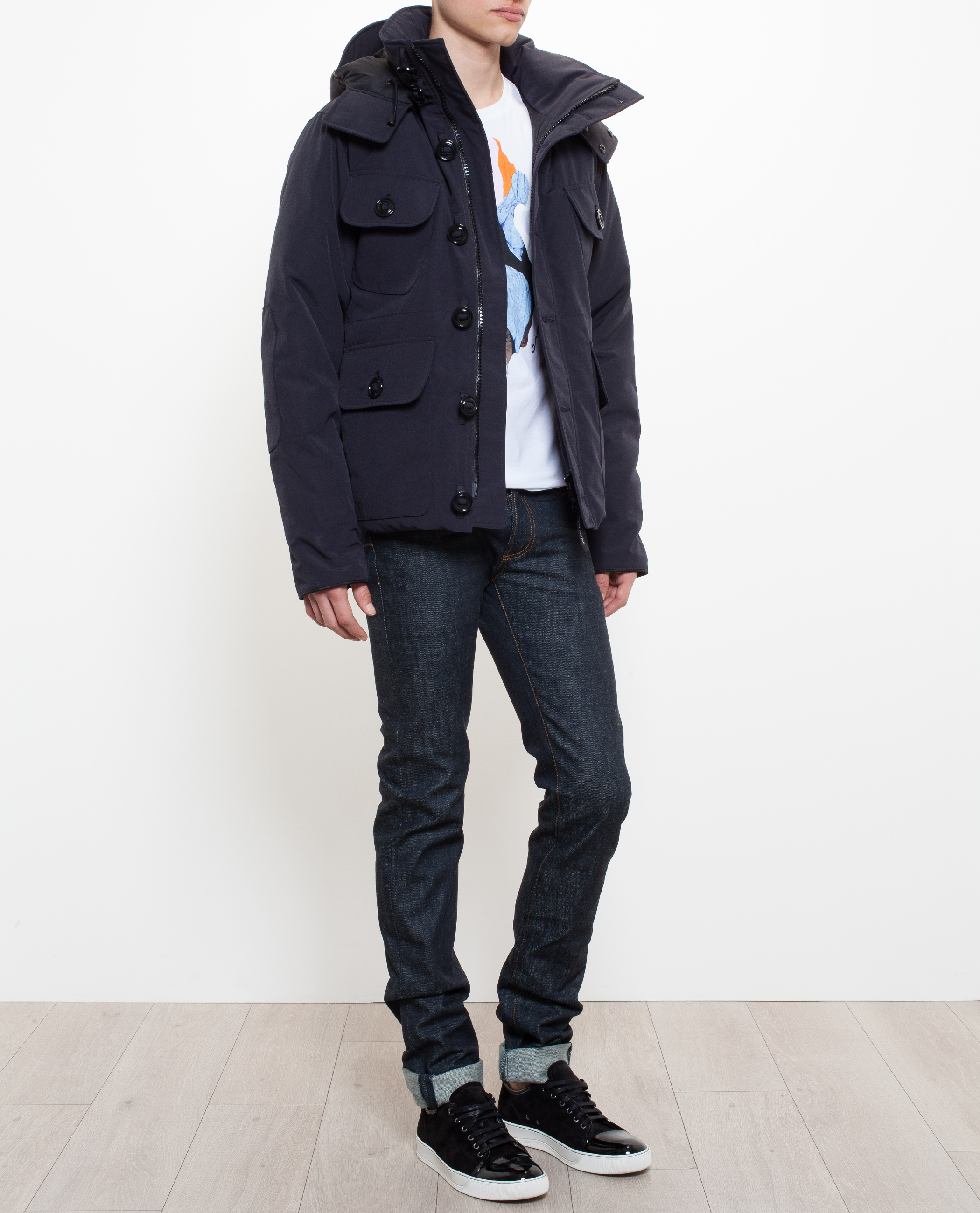 Canada Goose trillium parka replica discounts - Canada goose Selkirk Parka Jacket in Blue for Men (NAVY) | Lyst
