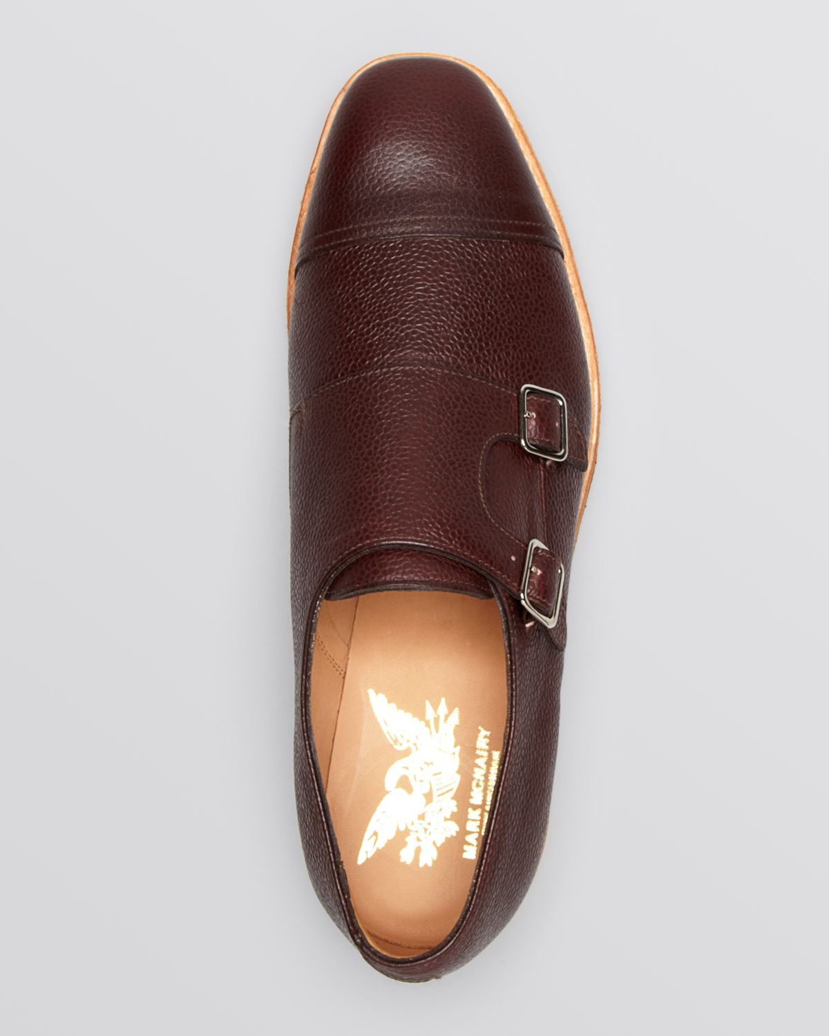 Mark Mcnairy New Amsterdam Double Monkstrap Cap Toe