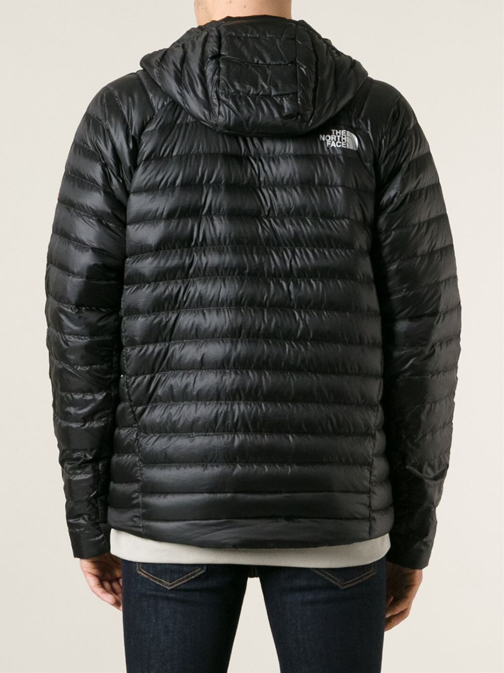 6d6960091379 Lyst - The North Face Quilted Jacket in Black for Men