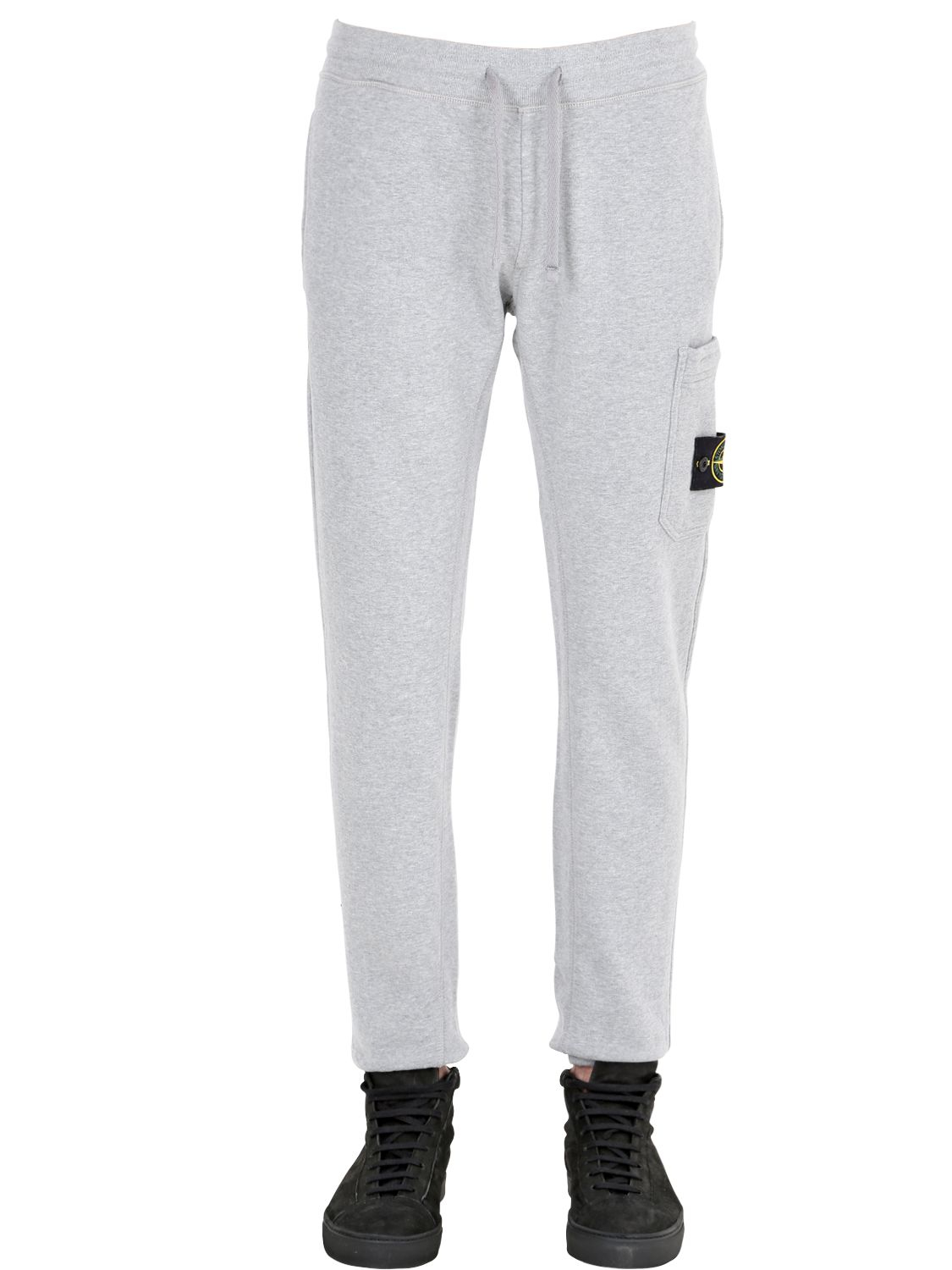 Slim-fit cotton track pants Stone Island Online Sale Best Wholesale Buy Cheap Professional Buy Cheap New Discount Cheap Price 1SDrAe0iq