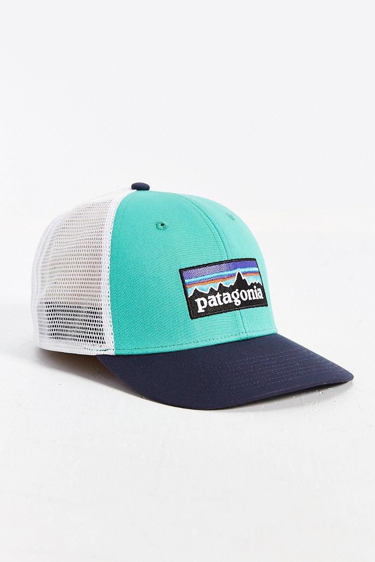 Lyst Patagonia Trucker Hat In Gray For Men