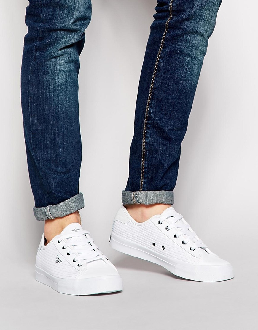 White Casual Shoes Creative Recreation