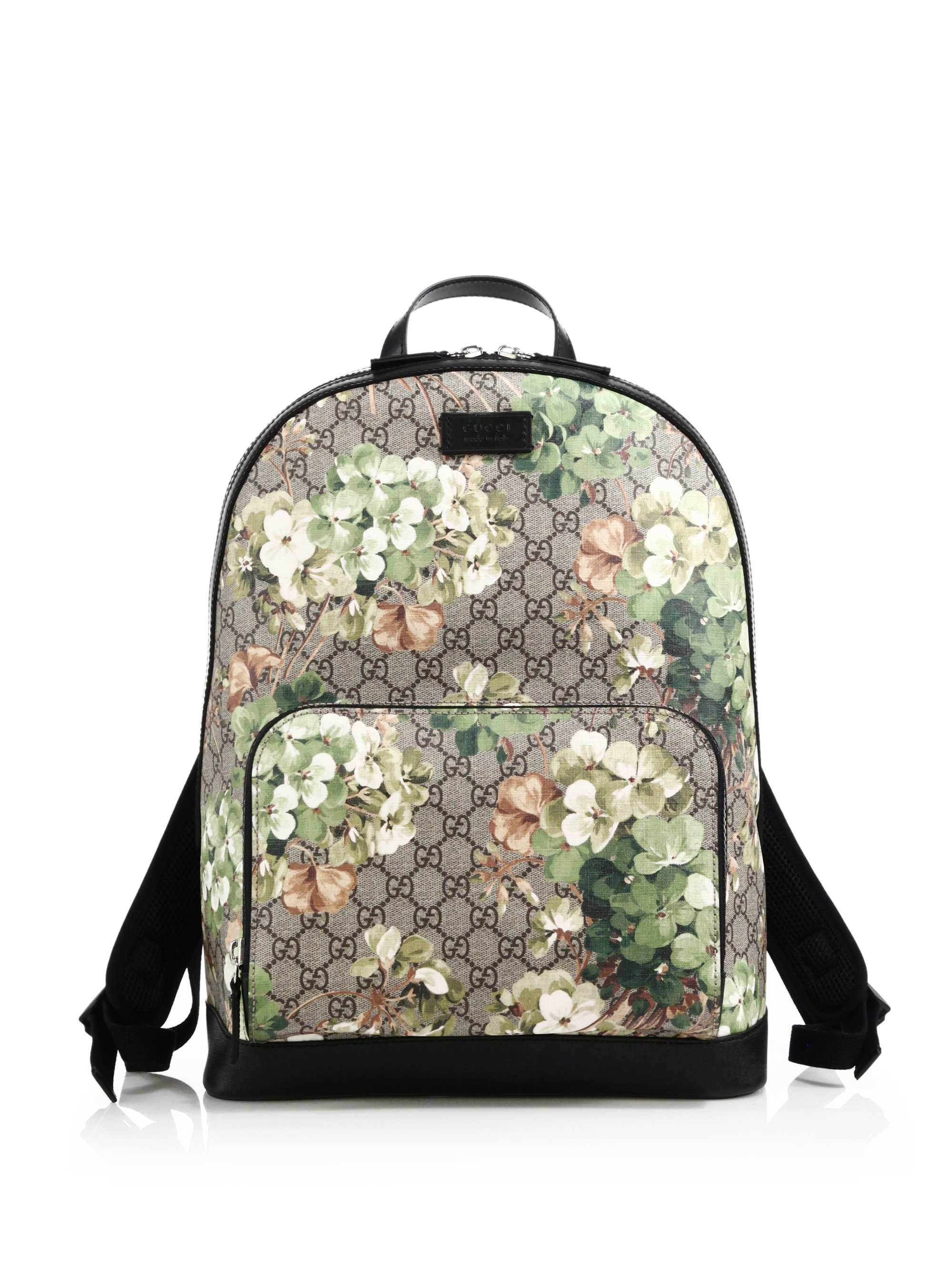1d2996590c866b Lyst - Gucci Blooms Gg Supreme Canvas Backpack for Men