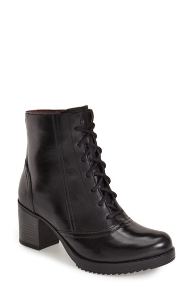 Lyst Dansko Ames Ankle Boot In Black