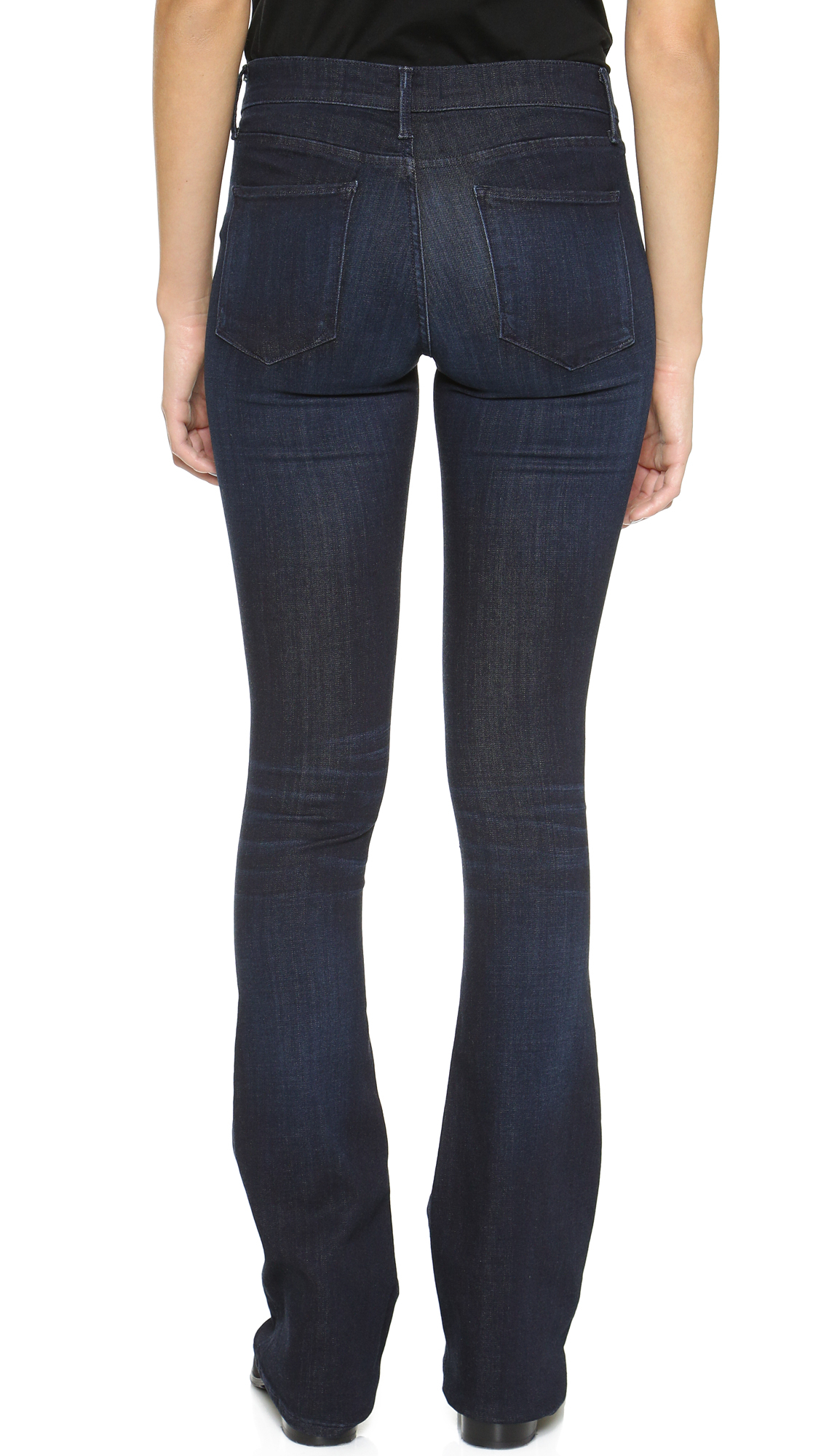 Ayr The Skinny Flare Jeans