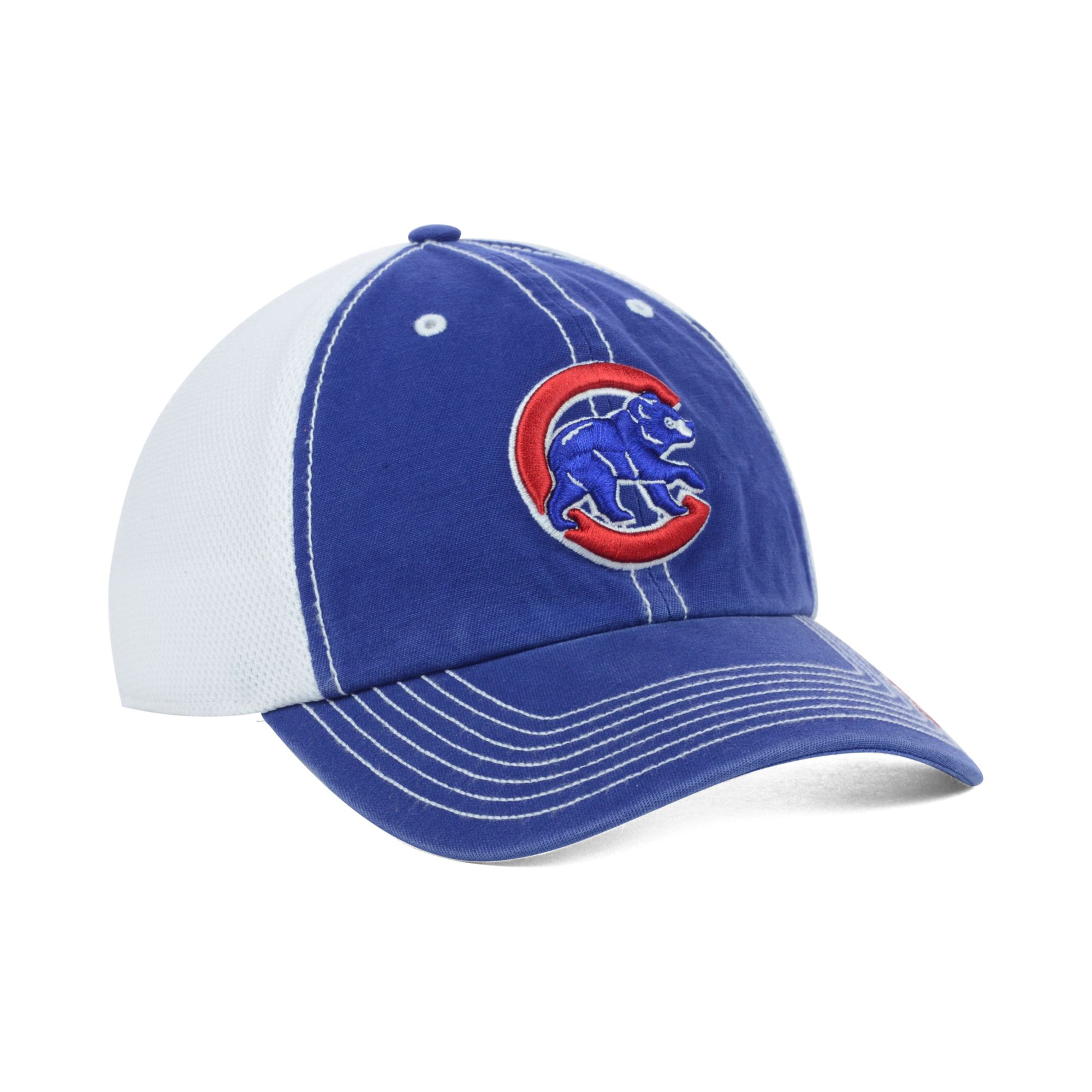 separation shoes 5ca58 3a637 order mlb chicago cubs 03947 mvp cap 9bd2e a78b6  new zealand lyst 47 brand chicago  cubs mlb ripley cap in blue for men 8d66c 9c841