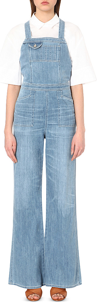 08413f534e6 Lyst - Citizens of Humanity Katie Stretch-denim Overalls in Blue for Men
