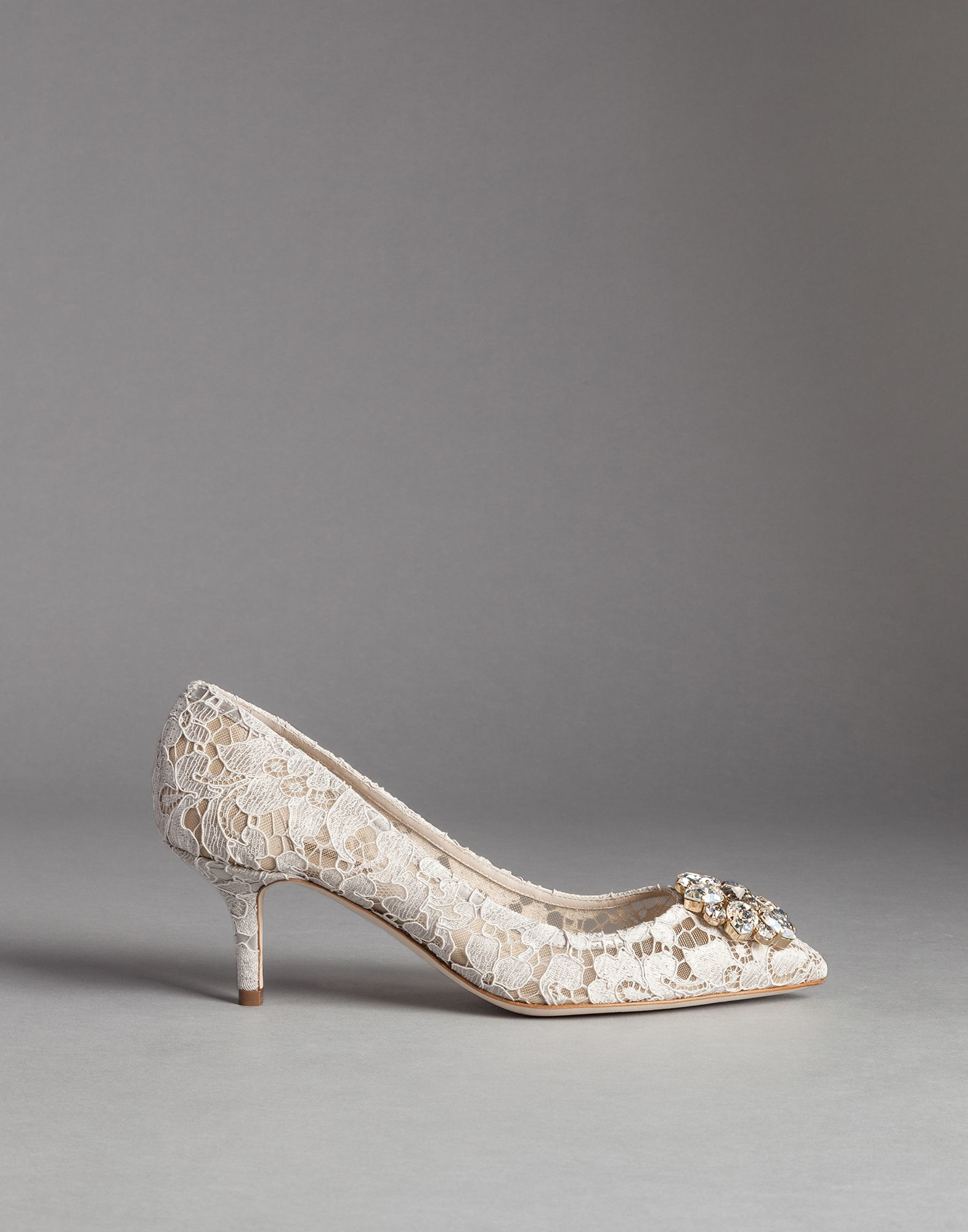 Bellucci pumps - Grey Dolce & Gabbana 9sMFrh