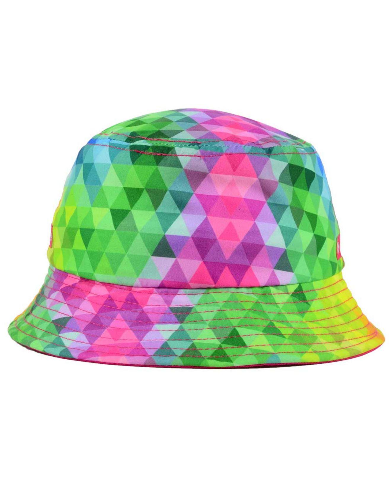 a8287bfea2a Lyst - KTZ Kids  San Francisco Giants Gem Bucket Hat