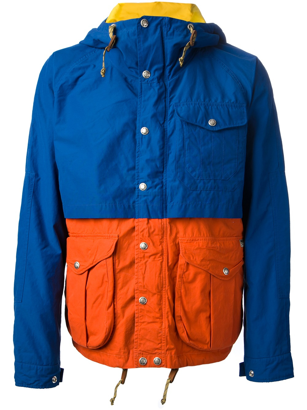 Polo ralph lauren 'Hall' Parka in Blue for Men | Lyst