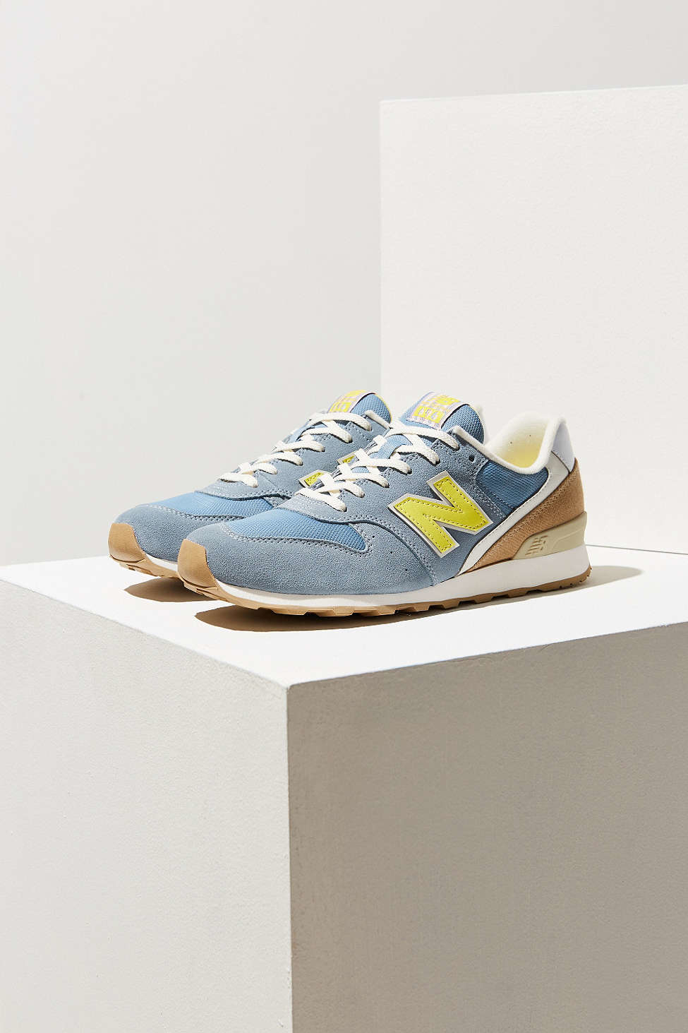 brand new f7acf ef619 New Balance 696 Lakeview Running Sneaker in Blue - Lyst