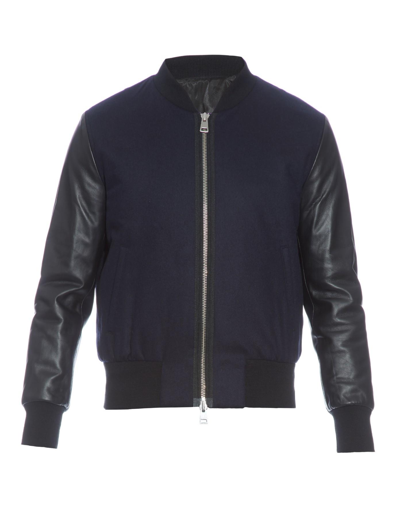 Cheap Black Leather Jacket