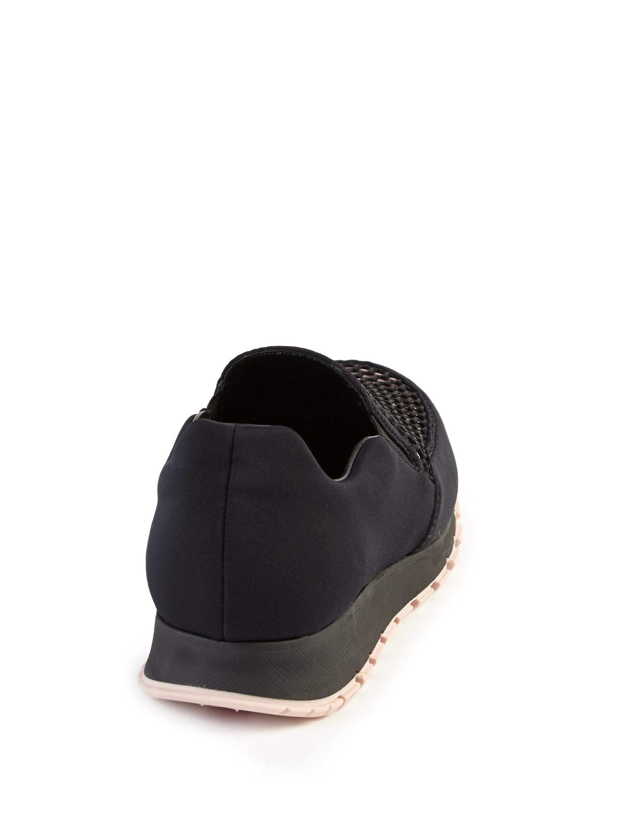 Prada Knit Slip-On Sneakers Arc2wl