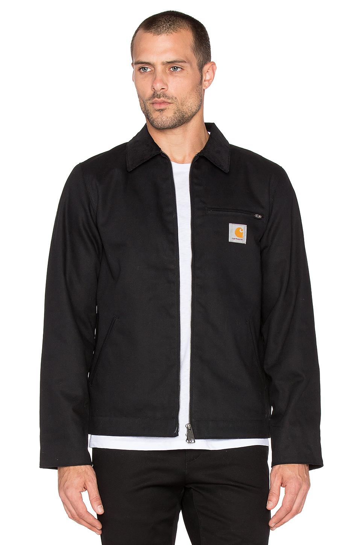 Lyst Carhartt Wip Detroit Jacket In Black For Men