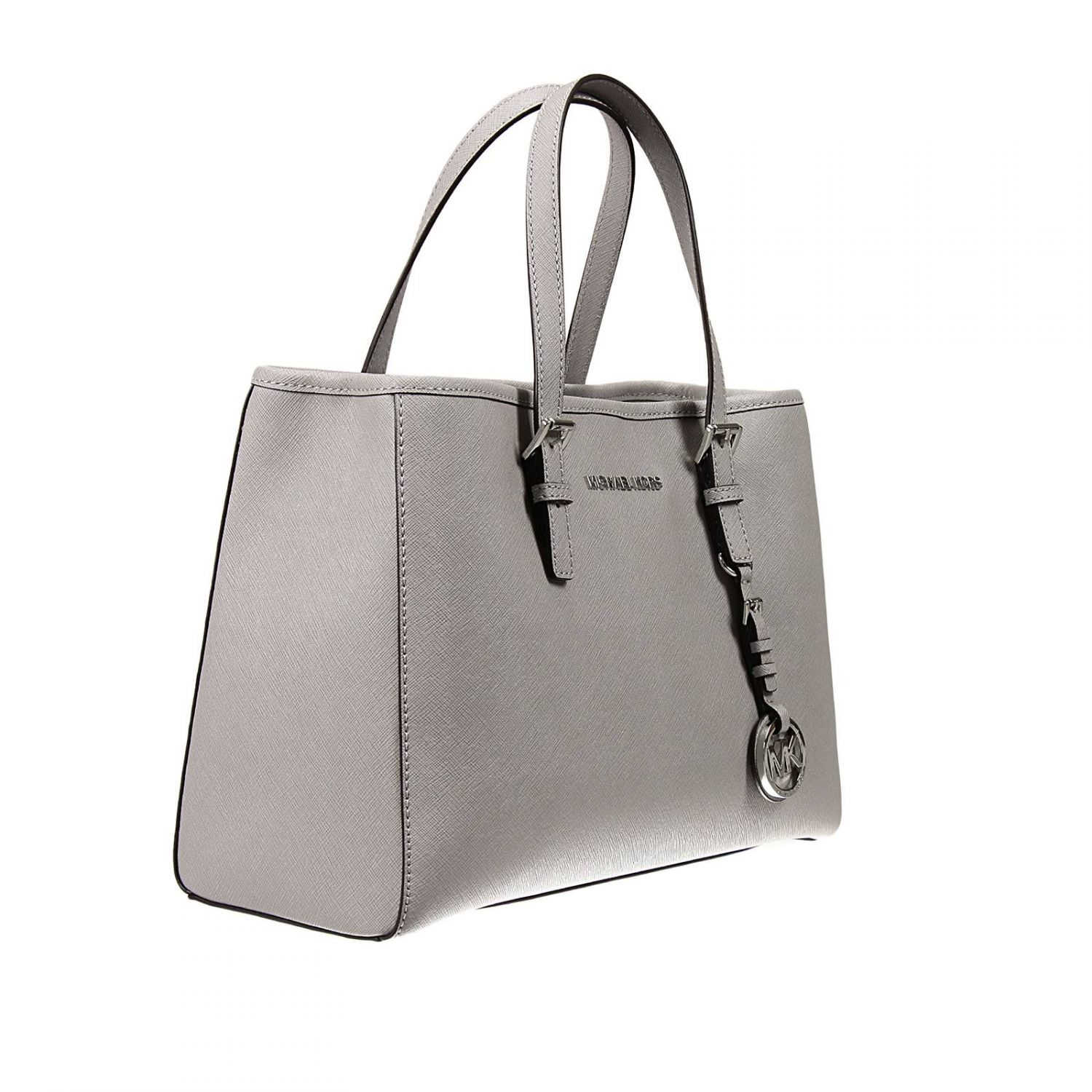 ... amazon lyst michael kors handbag woman in gray 0d752 fe172 ed3cf0ca2d7da