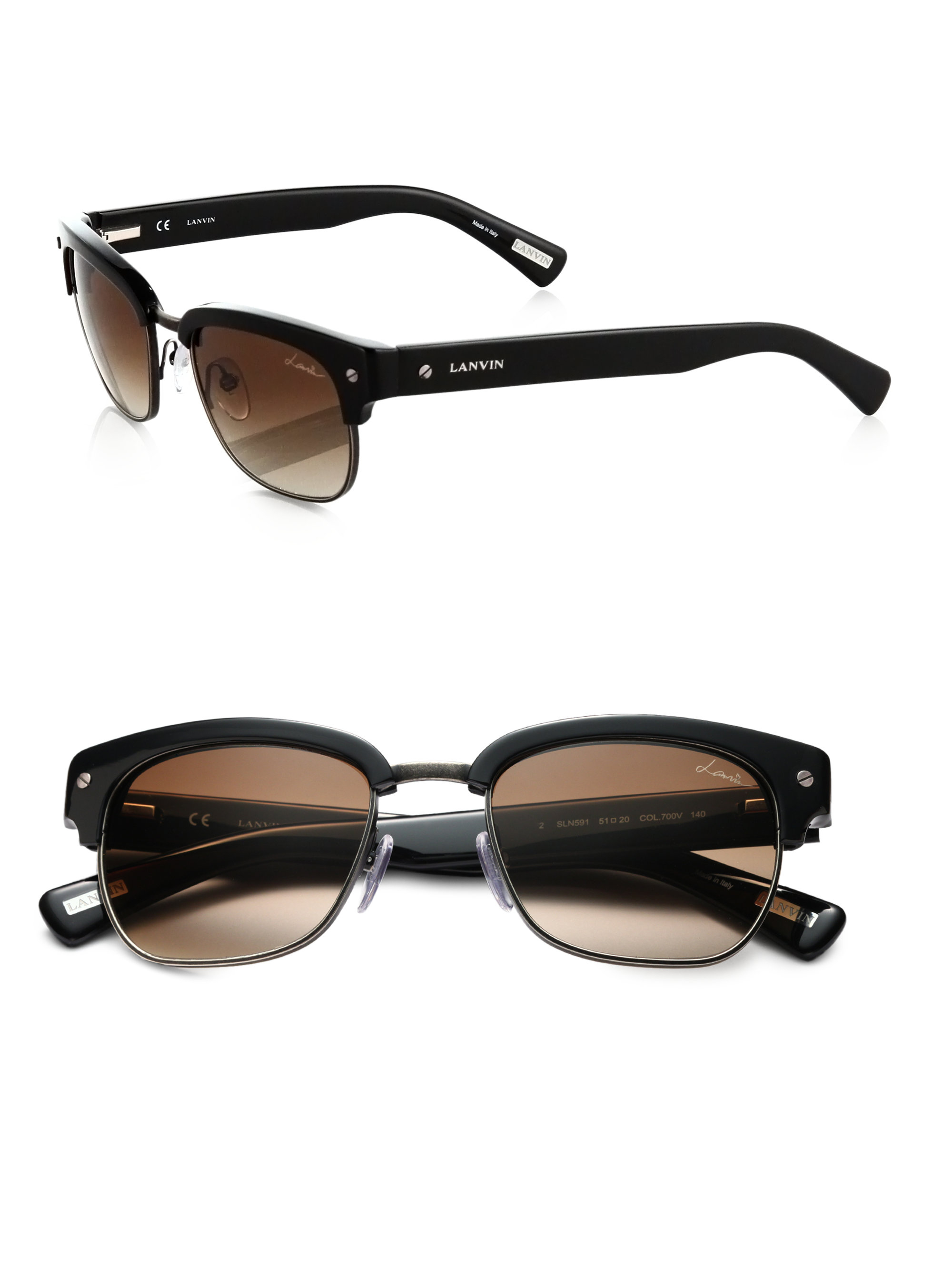 Discover our range of stylish men's sunglasses at ASOS. Shop for men's aviators, retro clubmasters, wayfarers & designer sunglasses. ASOS DESIGN round sunglasses in black metal with rainbow mirrored lens. $ ASOS DESIGN round sunglasses in crystal with blue mirrored lens. $ River Island retro sunglasses in silver.
