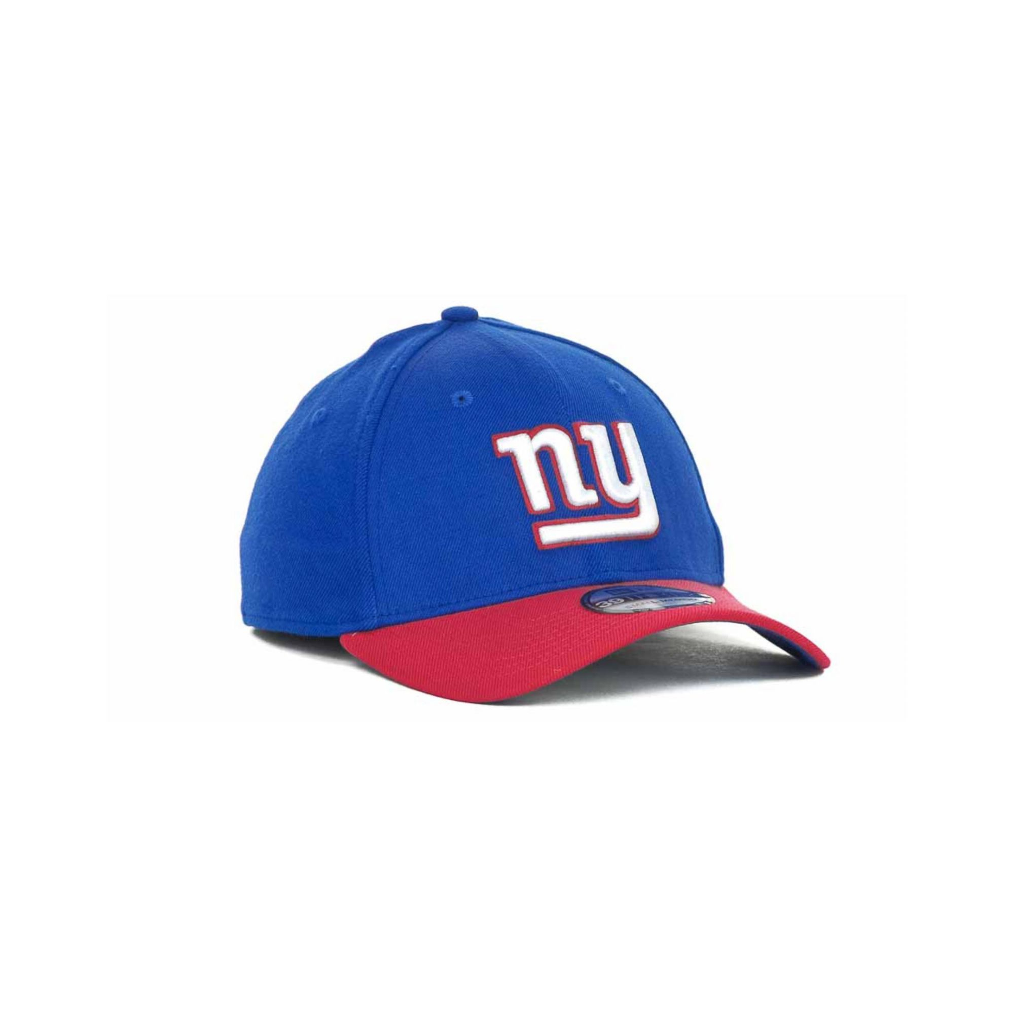 new era new york giants 2 tone all pro 39thirty cap in. Black Bedroom Furniture Sets. Home Design Ideas