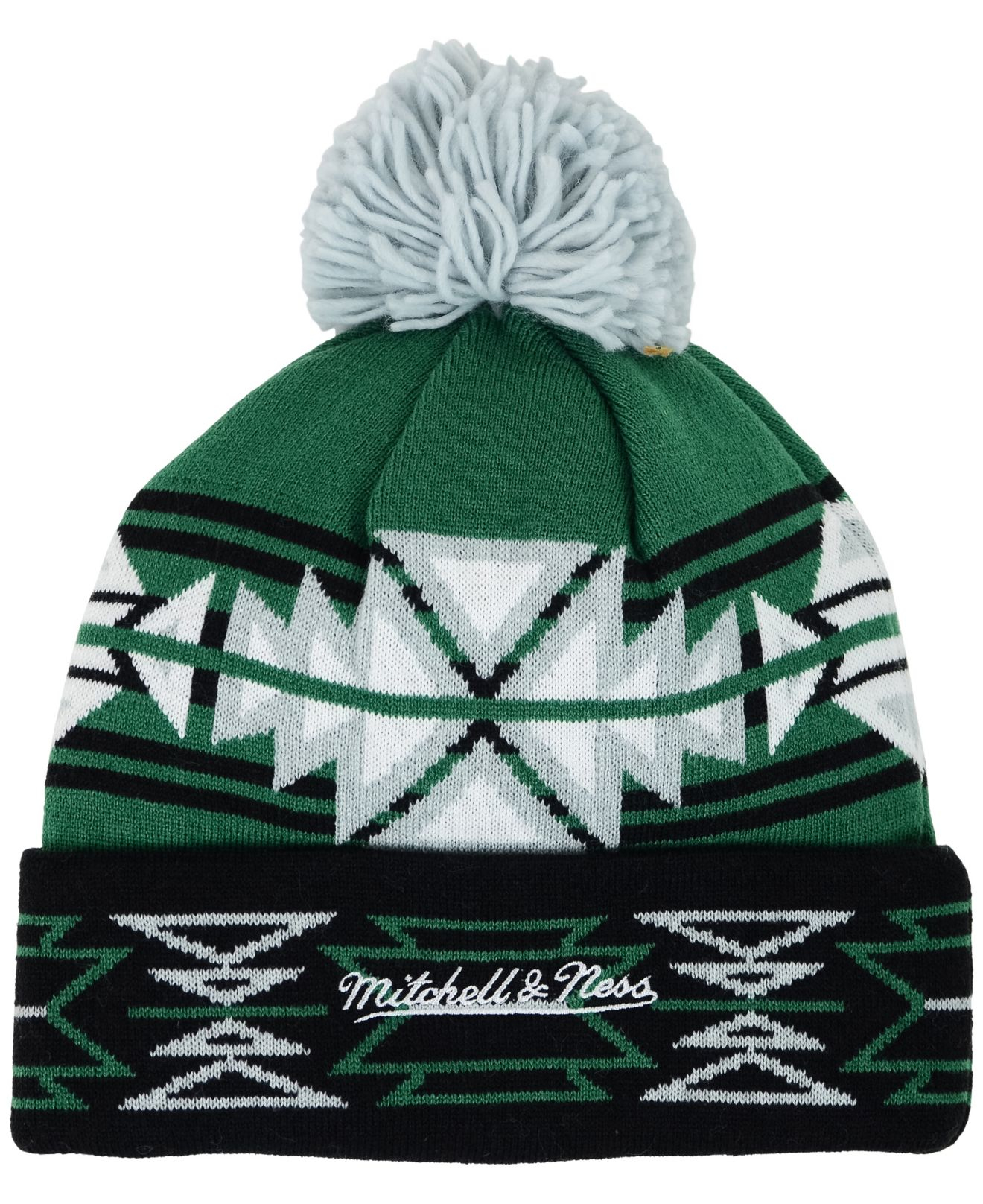 e00b7f11dd5 ... amazon lyst sports licensed division dallas stars geotech pom knit hat  in bade8 79083