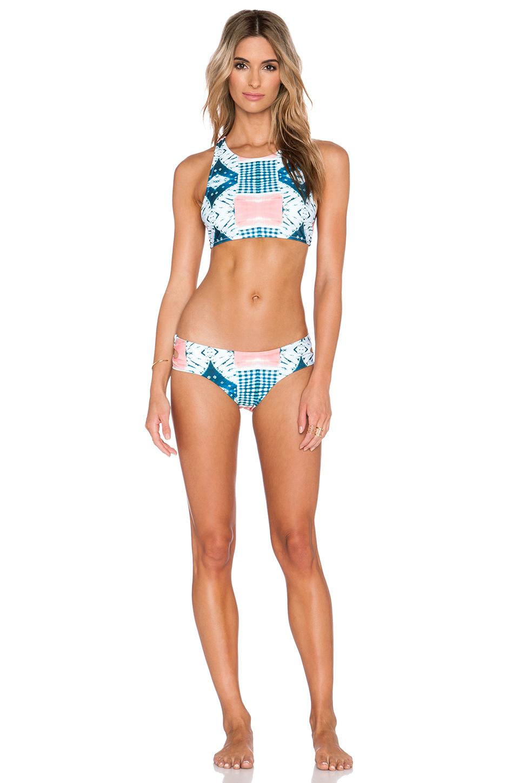 4cb81bf58e Gallery. Previously sold at  REVOLVE · Women s High Neck Bikini ...