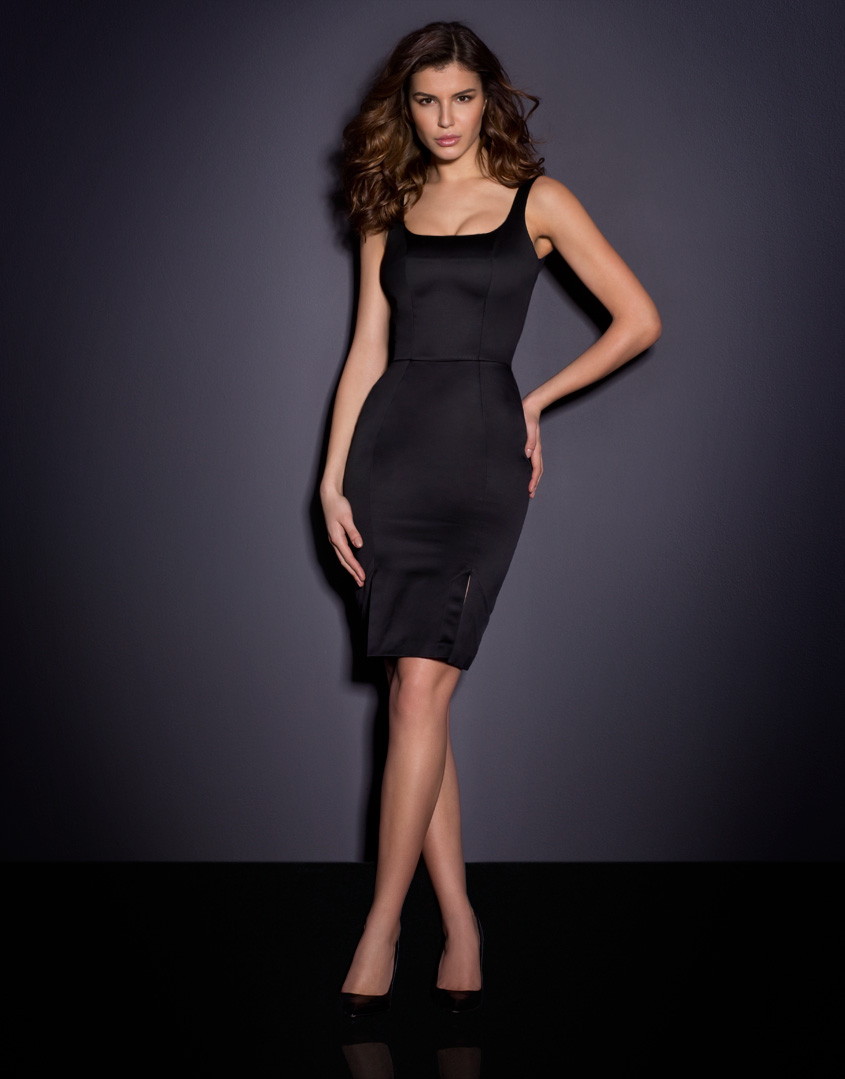 Lyst - Agent Provocateur Elayne Dress in Black