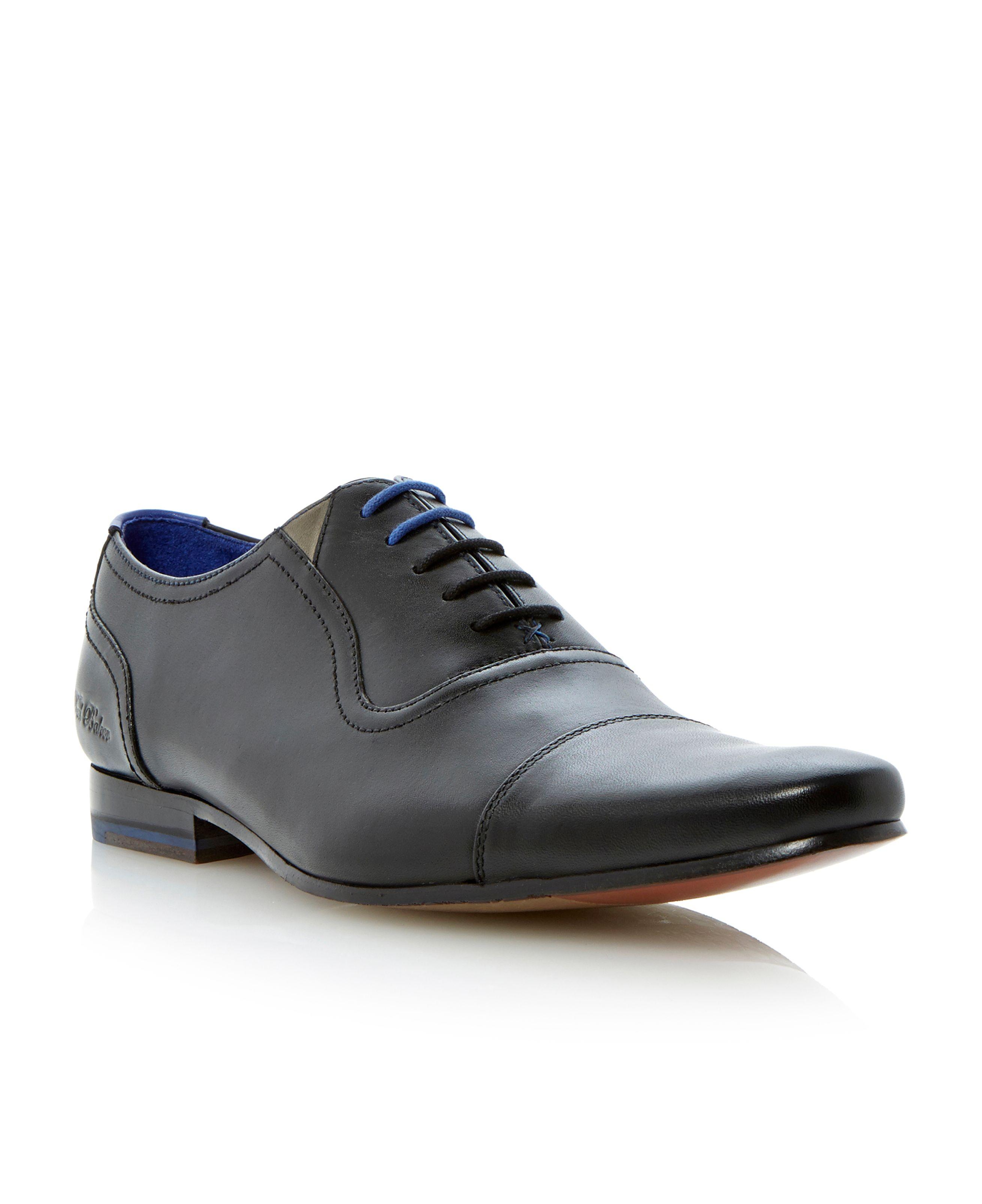 ted baker shoes blue laces