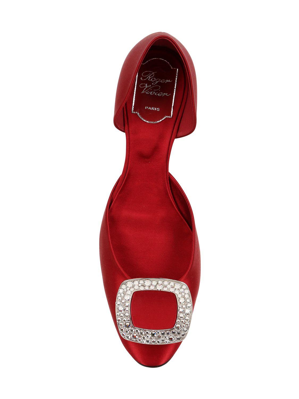 Swarovski  Anna S Ballet Shoes