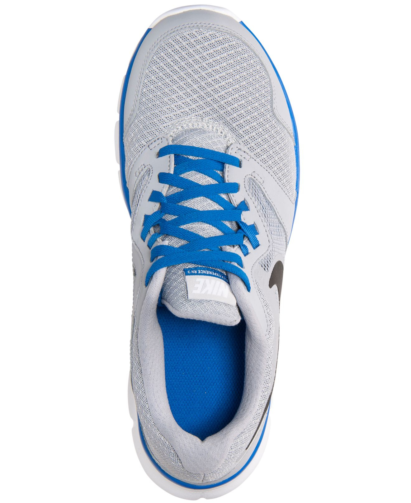 b09dcb0134b33 Lyst - Nike Men s Flex Experience Run 3 Wide Running Sneakers From ...