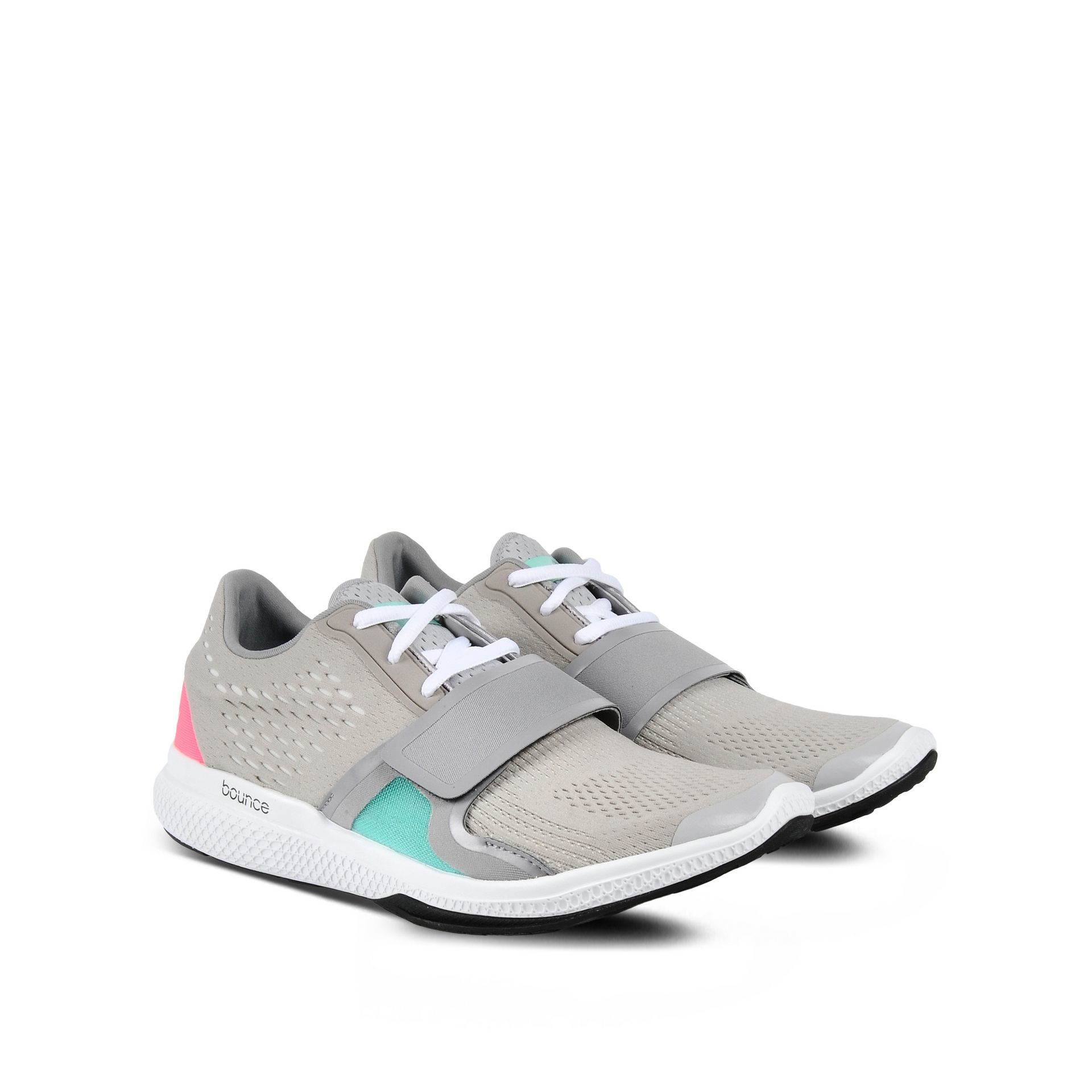 2b7714853b8d in Mccartney Lyst Running Stella Adidas Gray Bounce Shoes By wta0t