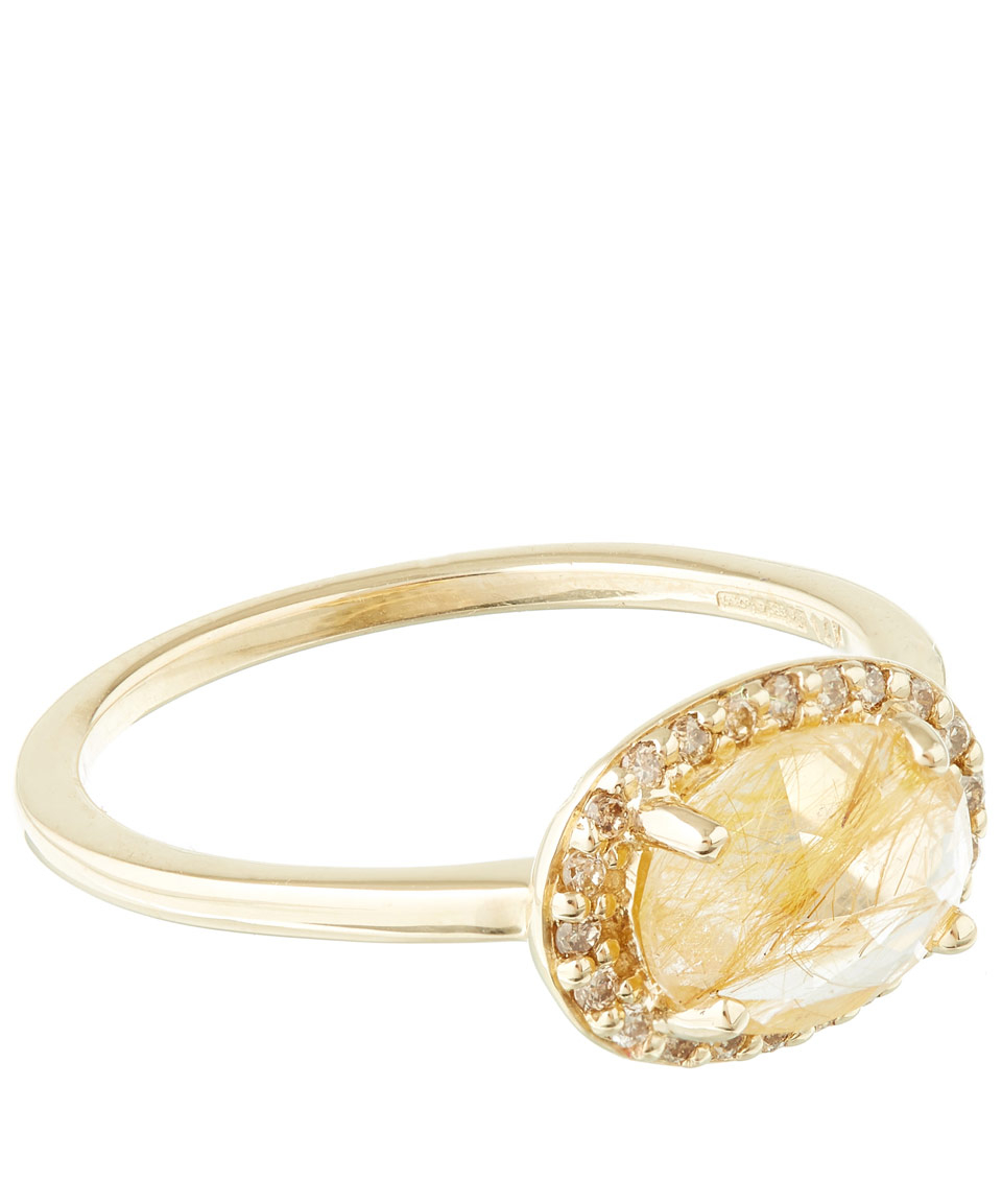 Diamond Ring Amulet Of Mara
