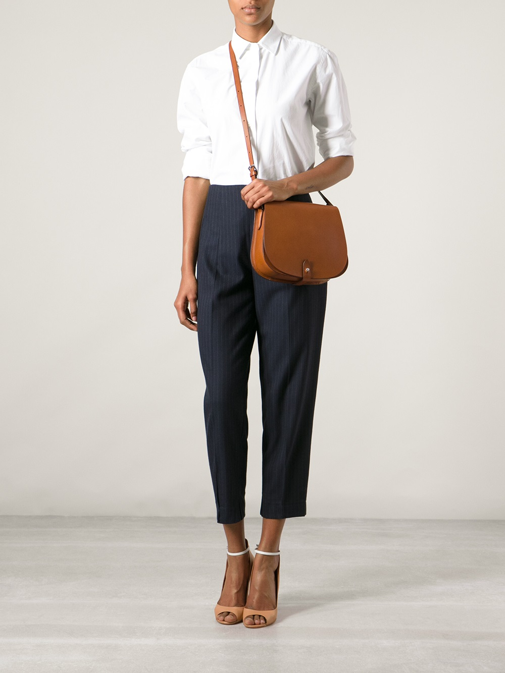 354f7f608ce8 Gallery. Previously sold at  Farfetch · Women s Saddle Bags ...