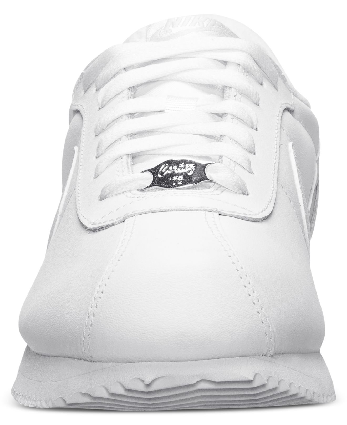 9be4be87f1b1 Lyst - Nike Men s Cortez Basic Leather Casual Sneakers From Finish ...