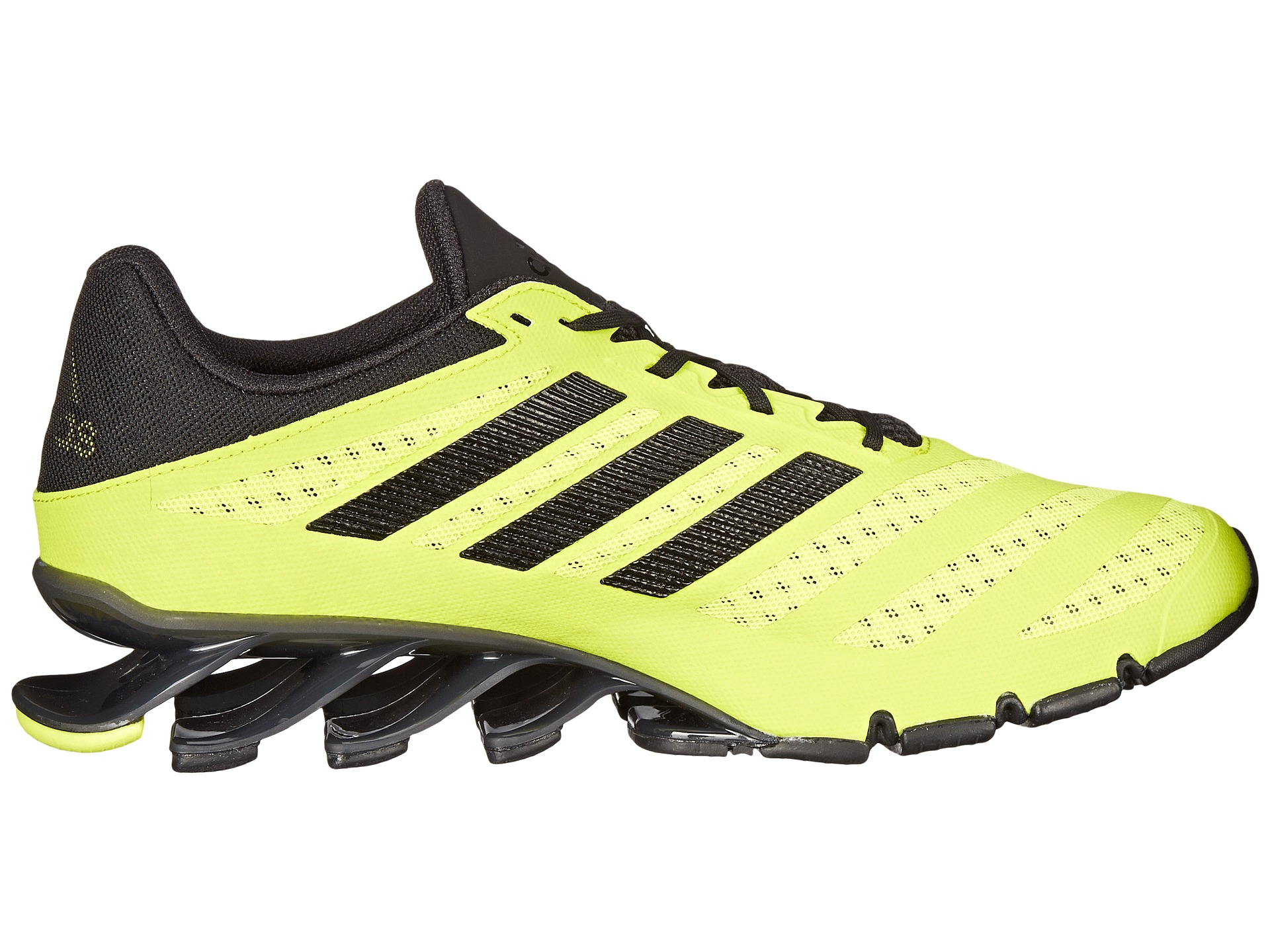 new style bbc40 b0260 adidas springblade solyce yellow gold