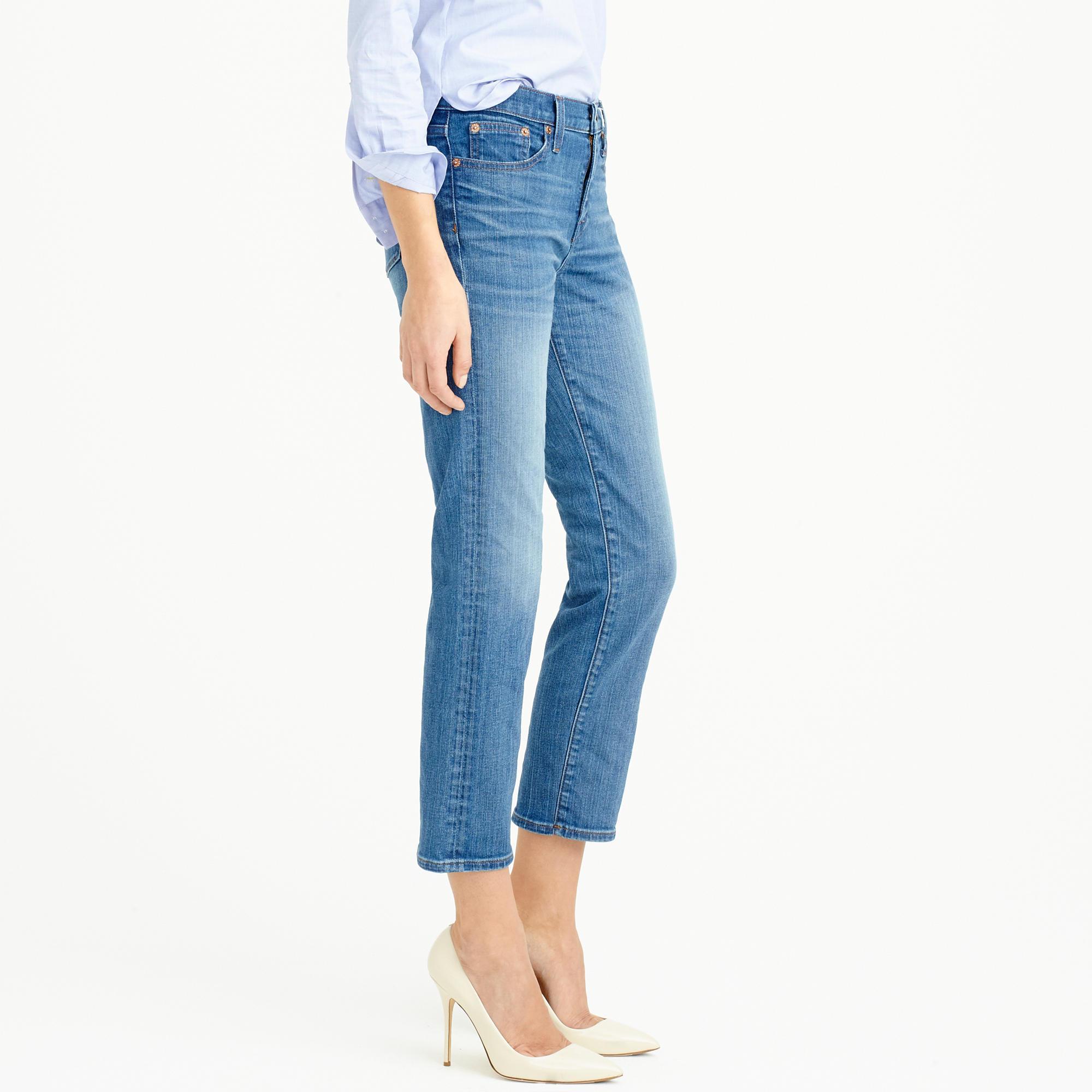 Loft Kick Crop Jeans